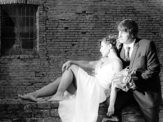 Il matrimonio di Franco e Cristina a Fontanellato, Parma 17