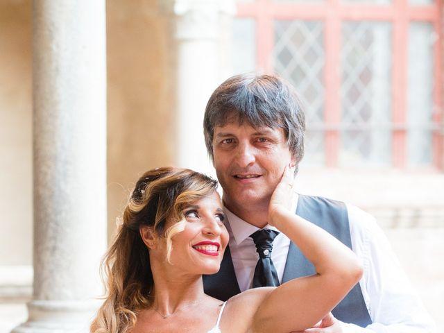 Il matrimonio di Franco e Cristina a Fontanellato, Parma 19