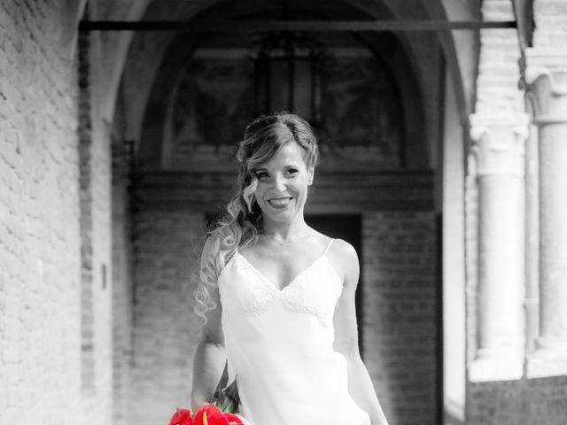 Il matrimonio di Franco e Cristina a Fontanellato, Parma 20