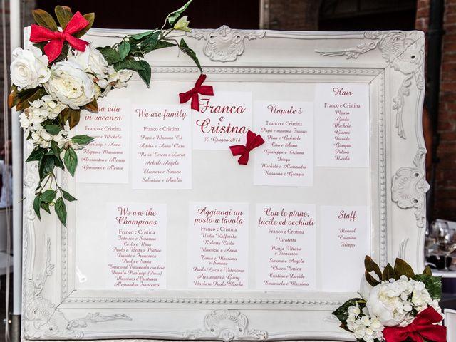 Il matrimonio di Franco e Cristina a Fontanellato, Parma 25