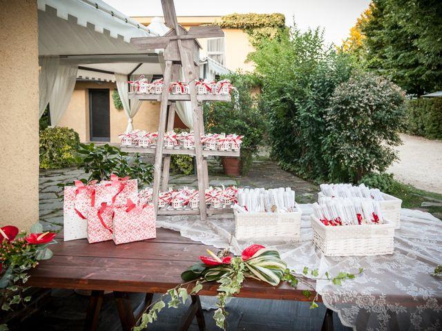 Il matrimonio di Franco e Cristina a Fontanellato, Parma 28