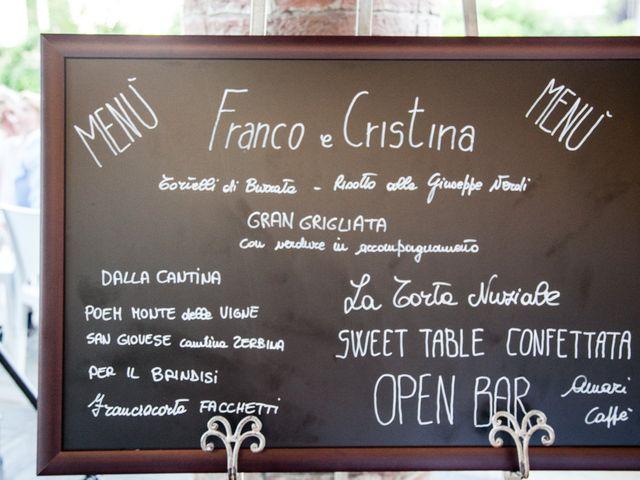 Il matrimonio di Franco e Cristina a Fontanellato, Parma 29