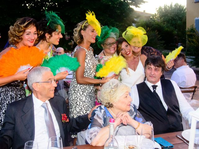 Il matrimonio di Franco e Cristina a Fontanellato, Parma 31