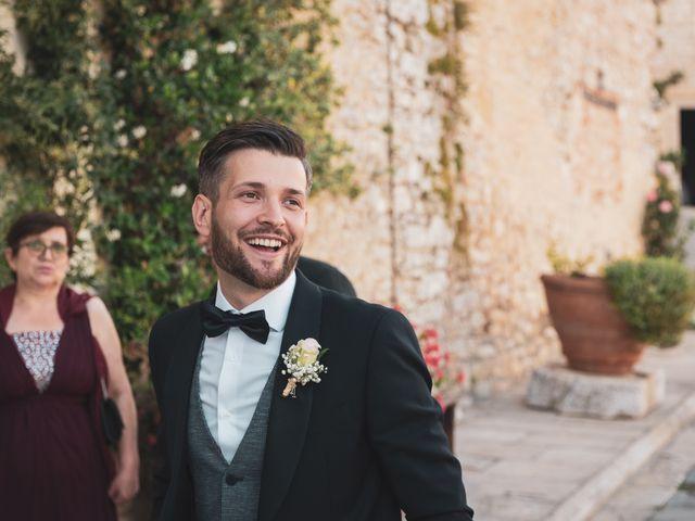 Il matrimonio di Marius e Alessandra a Orvieto, Terni 8