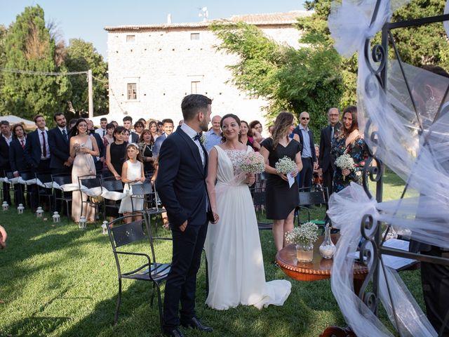 Il matrimonio di Marius e Alessandra a Orvieto, Terni 18