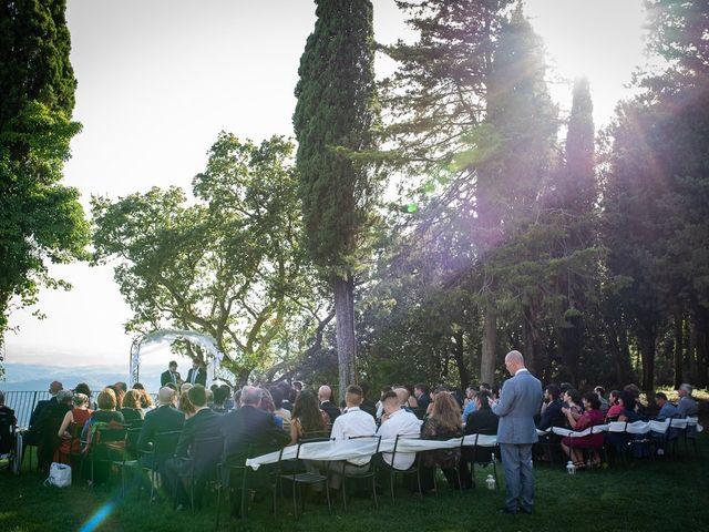 Il matrimonio di Marius e Alessandra a Orvieto, Terni 20