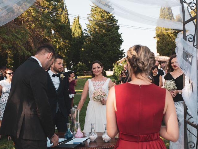 Il matrimonio di Marius e Alessandra a Orvieto, Terni 21
