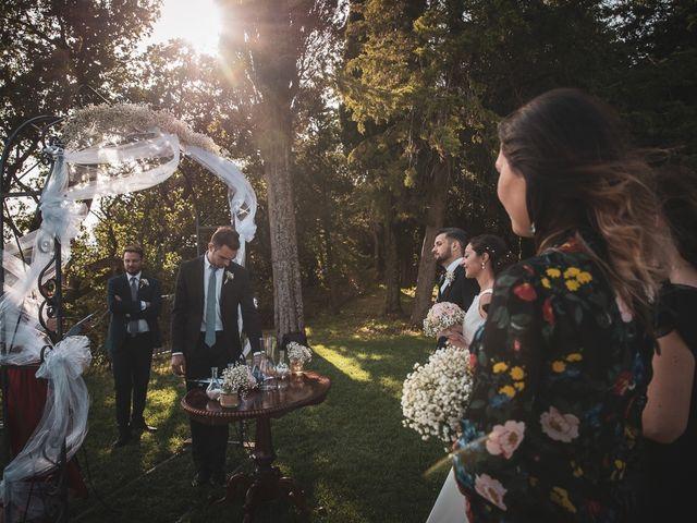 Il matrimonio di Marius e Alessandra a Orvieto, Terni 22