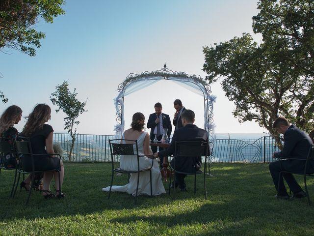 Il matrimonio di Marius e Alessandra a Orvieto, Terni 25