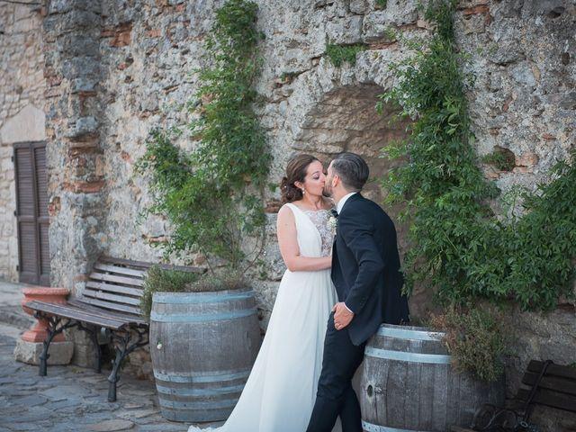 Il matrimonio di Marius e Alessandra a Orvieto, Terni 27