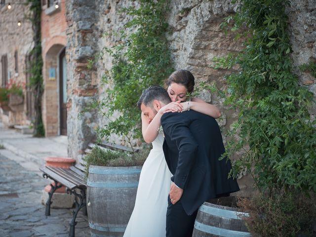Il matrimonio di Marius e Alessandra a Orvieto, Terni 28
