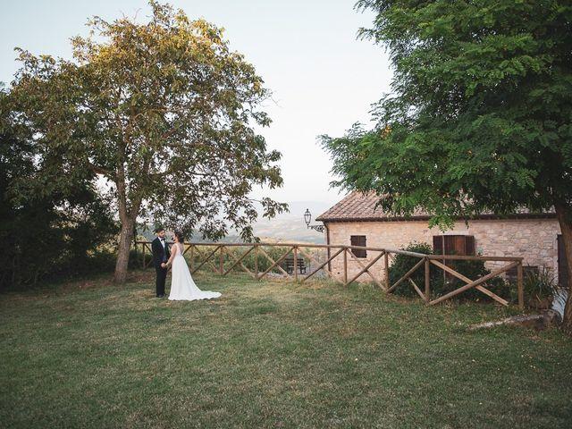 Il matrimonio di Marius e Alessandra a Orvieto, Terni 30