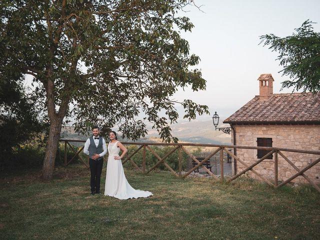Il matrimonio di Marius e Alessandra a Orvieto, Terni 31
