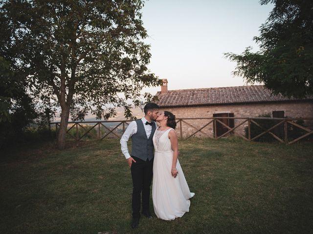 Il matrimonio di Marius e Alessandra a Orvieto, Terni 33