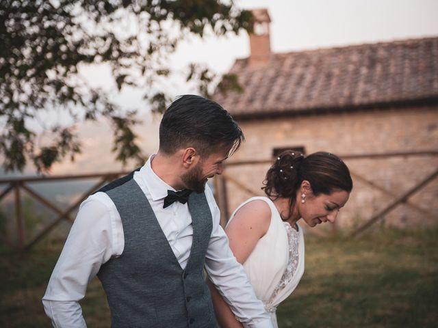 Il matrimonio di Marius e Alessandra a Orvieto, Terni 1