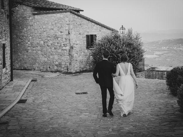 Il matrimonio di Marius e Alessandra a Orvieto, Terni 37