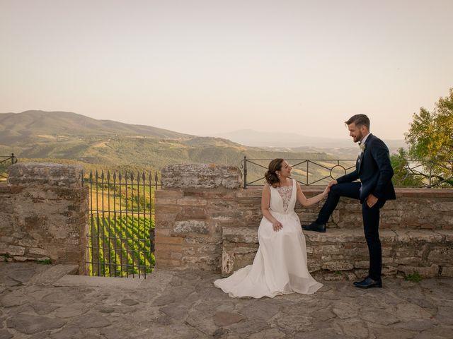 Il matrimonio di Marius e Alessandra a Orvieto, Terni 38