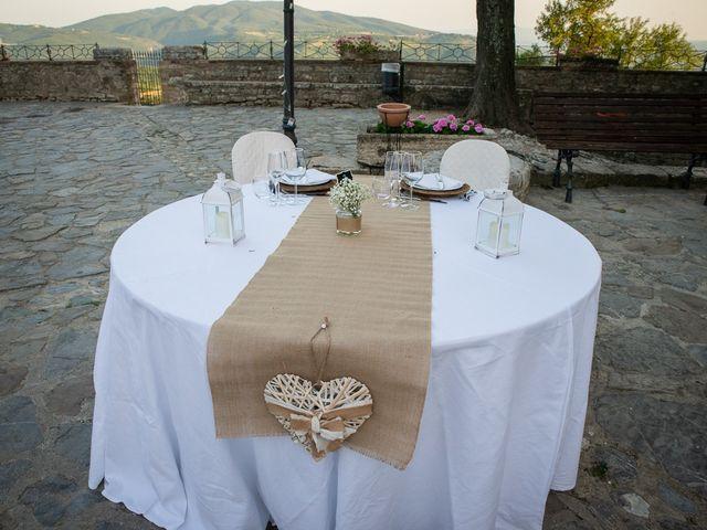 Il matrimonio di Marius e Alessandra a Orvieto, Terni 42