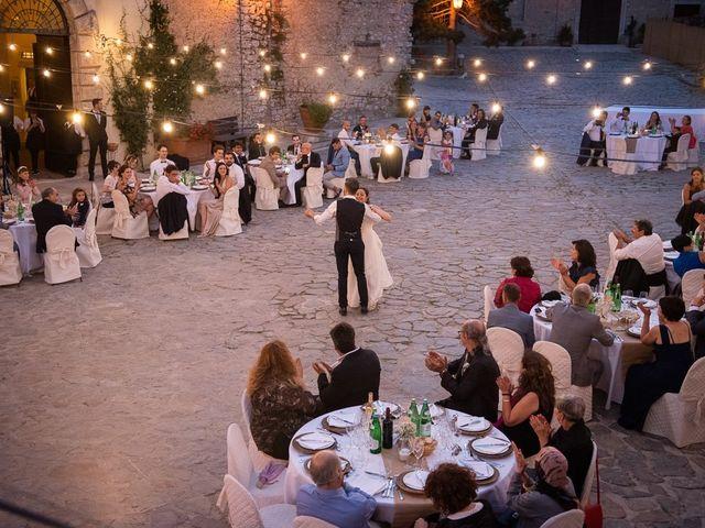 Il matrimonio di Marius e Alessandra a Orvieto, Terni 45
