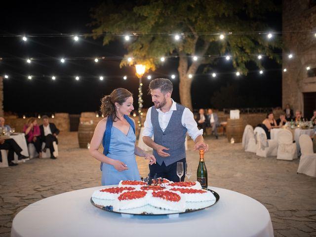 Il matrimonio di Marius e Alessandra a Orvieto, Terni 48