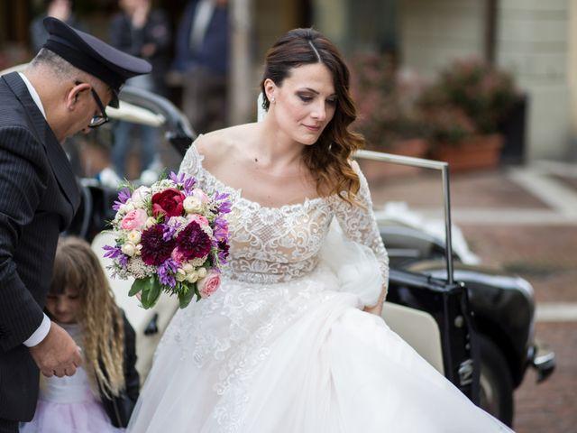 Il matrimonio di Alessio e Sara a Agliana, Pistoia 20