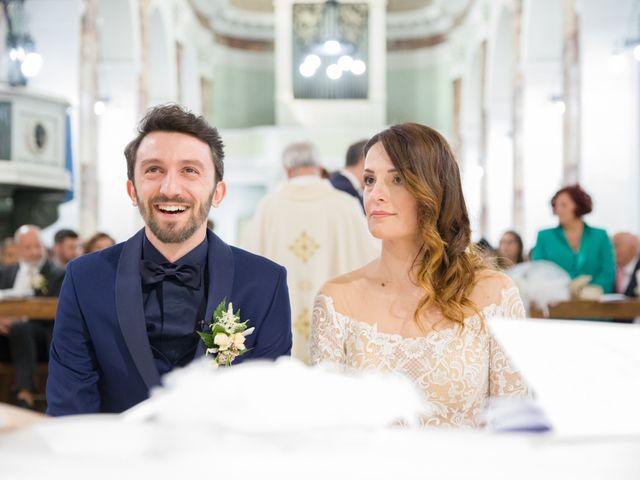 Il matrimonio di Alessio e Sara a Agliana, Pistoia 24