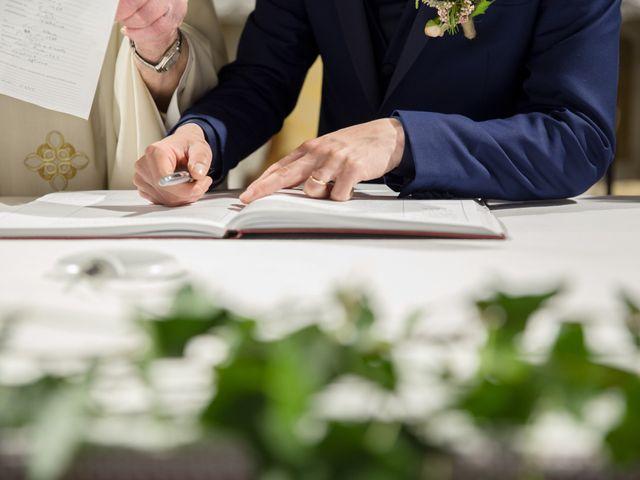 Il matrimonio di Alessio e Sara a Agliana, Pistoia 27