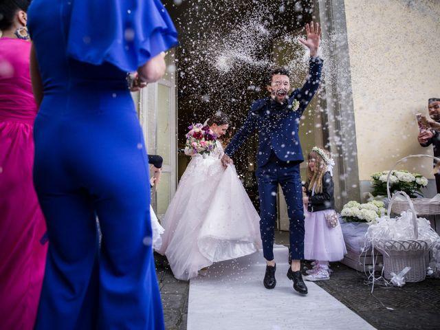 Il matrimonio di Alessio e Sara a Agliana, Pistoia 29