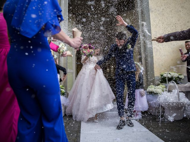 Il matrimonio di Alessio e Sara a Agliana, Pistoia 30