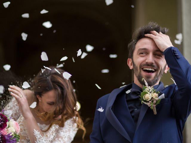 Il matrimonio di Alessio e Sara a Agliana, Pistoia 32
