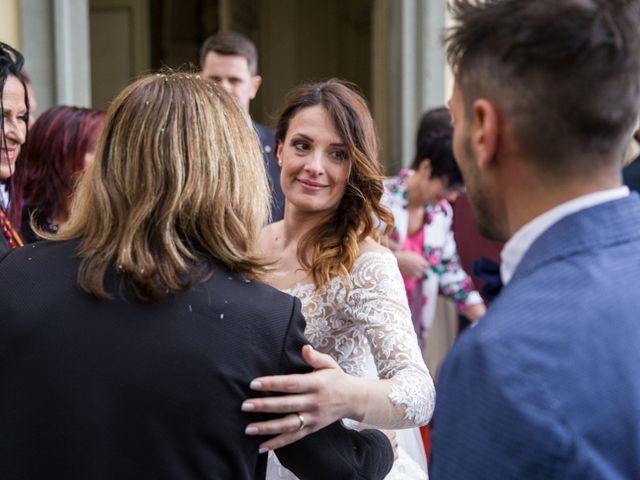 Il matrimonio di Alessio e Sara a Agliana, Pistoia 33
