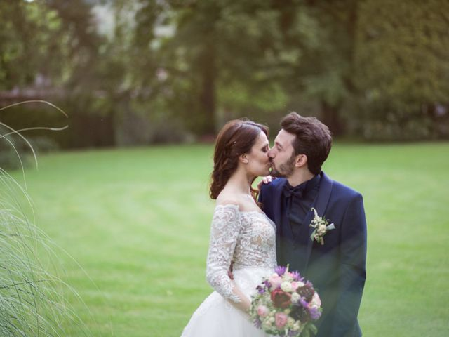 Il matrimonio di Alessio e Sara a Agliana, Pistoia 35