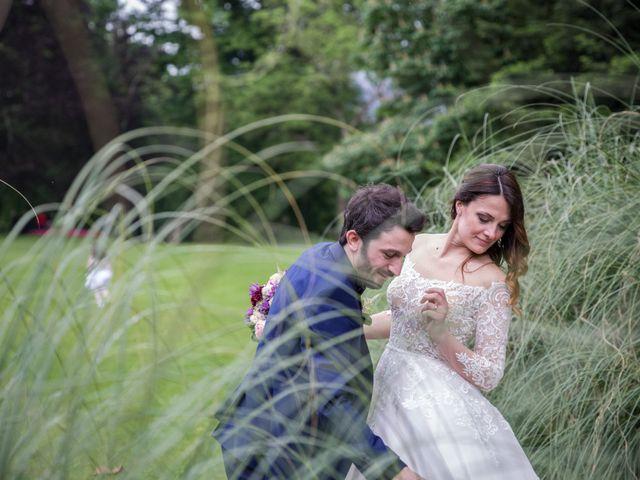 Il matrimonio di Alessio e Sara a Agliana, Pistoia 37