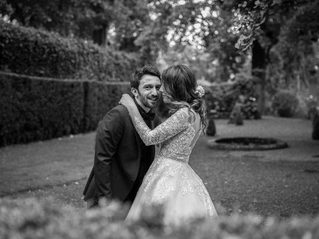 Il matrimonio di Alessio e Sara a Agliana, Pistoia 50