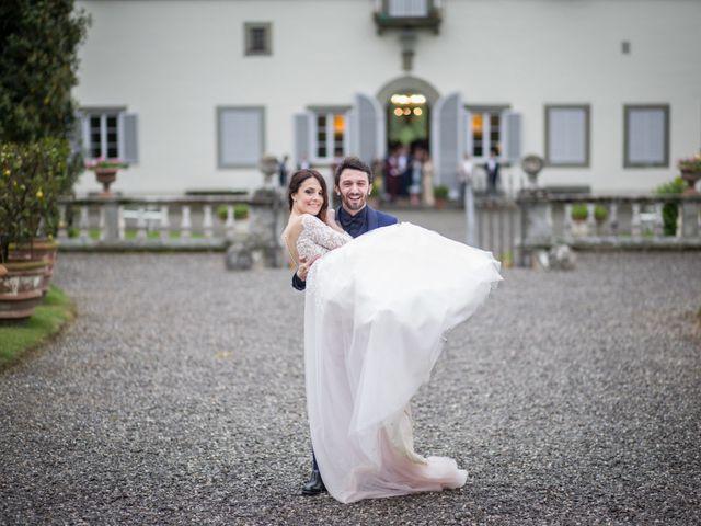 Il matrimonio di Alessio e Sara a Agliana, Pistoia 57