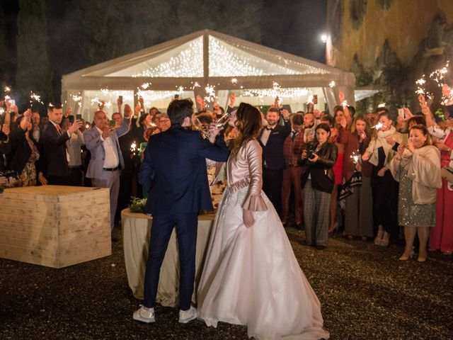 Il matrimonio di Alessio e Sara a Agliana, Pistoia 68