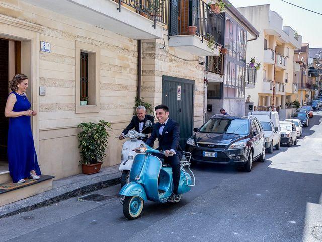 Il matrimonio di Alessandro e Monica a Trecastagni, Catania 5
