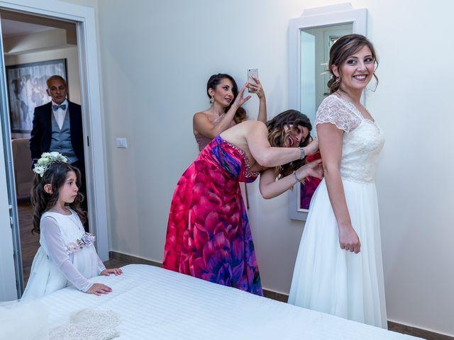 Il matrimonio di Alessandro e Monica a Trecastagni, Catania 7