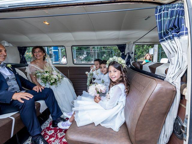 Il matrimonio di Alessandro e Monica a Trecastagni, Catania 8