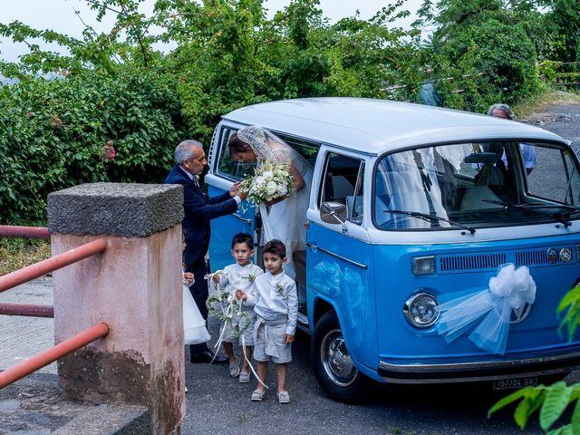 Il matrimonio di Alessandro e Monica a Trecastagni, Catania 9