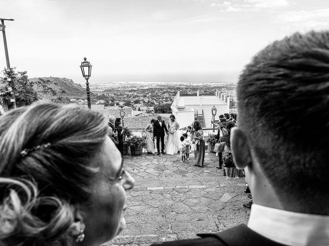 Il matrimonio di Alessandro e Monica a Trecastagni, Catania 11