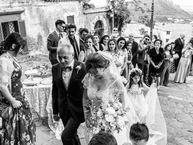 Il matrimonio di Alessandro e Monica a Trecastagni, Catania 12