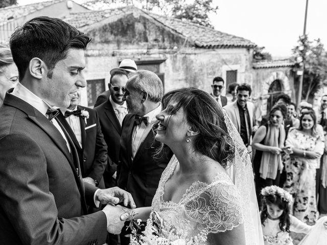 Il matrimonio di Alessandro e Monica a Trecastagni, Catania 13