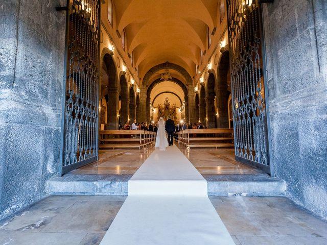 Il matrimonio di Alessandro e Monica a Trecastagni, Catania 16