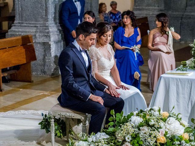 Il matrimonio di Alessandro e Monica a Trecastagni, Catania 18