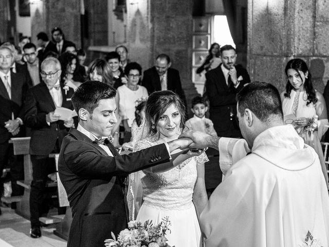 Il matrimonio di Alessandro e Monica a Trecastagni, Catania 19