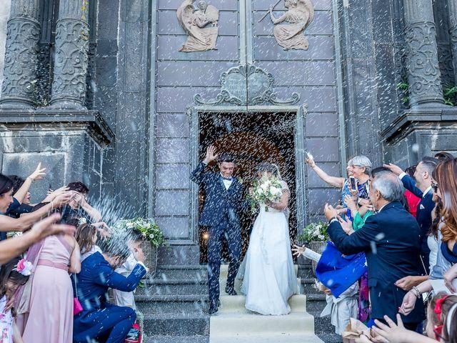 Il matrimonio di Alessandro e Monica a Trecastagni, Catania 21