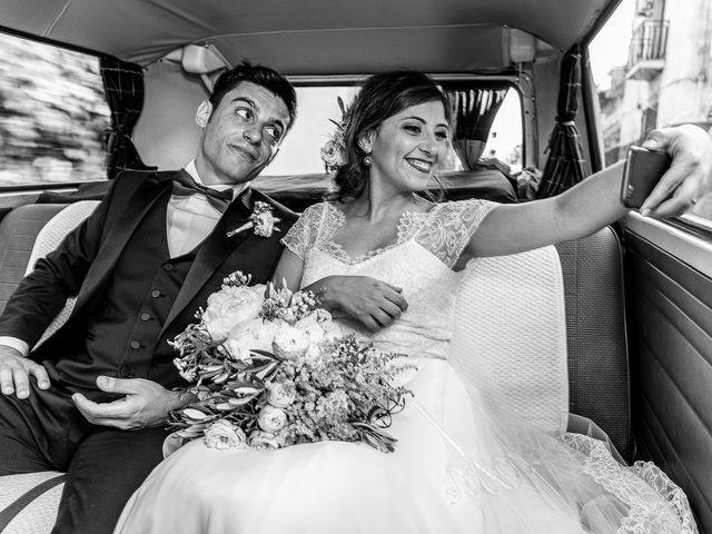 Il matrimonio di Alessandro e Monica a Trecastagni, Catania 1