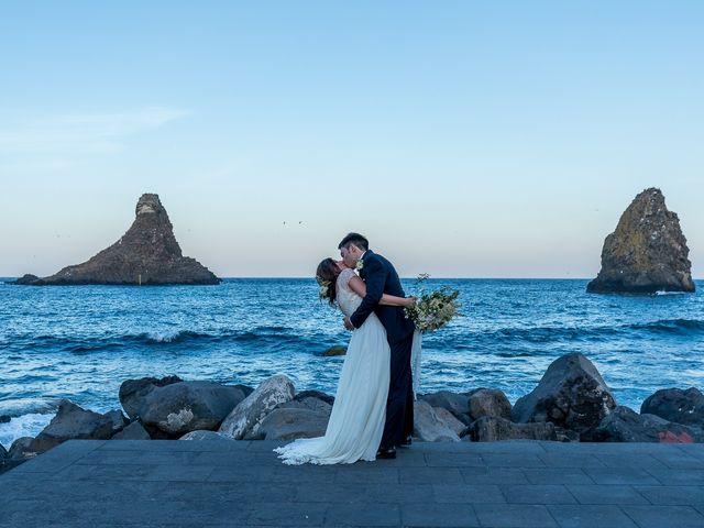 Il matrimonio di Alessandro e Monica a Trecastagni, Catania 24