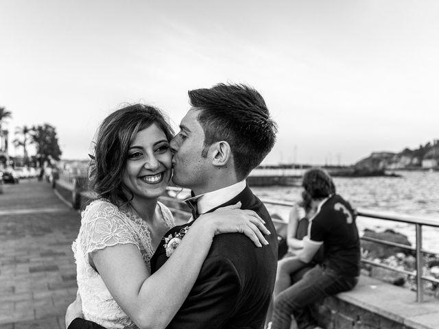 Il matrimonio di Alessandro e Monica a Trecastagni, Catania 26